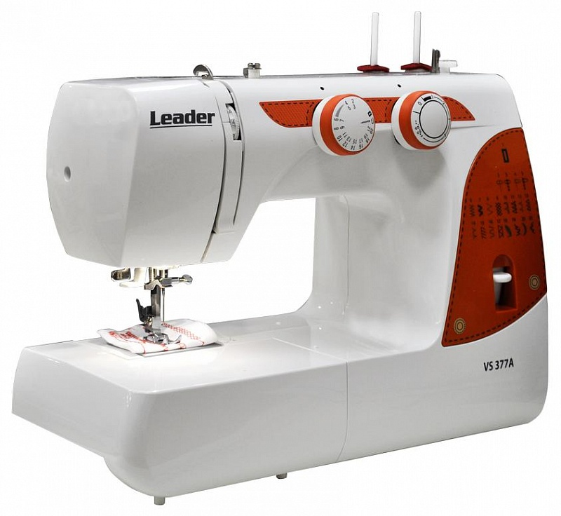 Leader VS 377A sewing machine